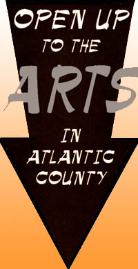 Open Up to the Arts in Atlantic County