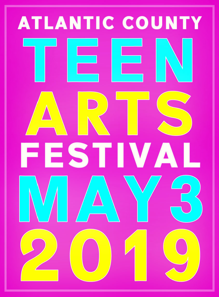 Atlatnic County Teen Arts Festival