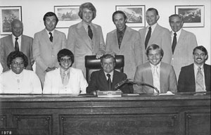 1976 Board of Chosen Freeholders