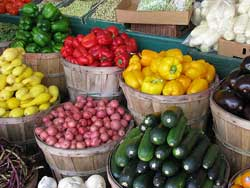Annual Produce Vouchers for Low Income County Residents