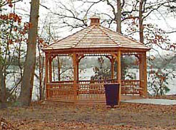 Lake Lenape Gazebo