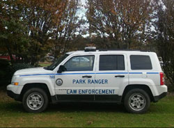 Park Ranger - Vehicle