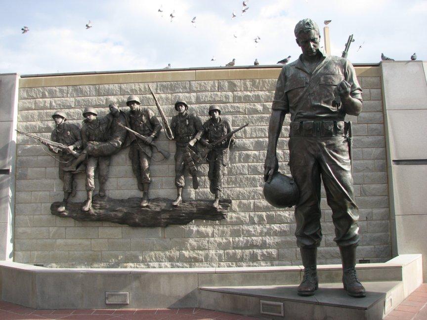 Korean War Memorial Sculptor Awarded $685,000 in Copyright Case ...